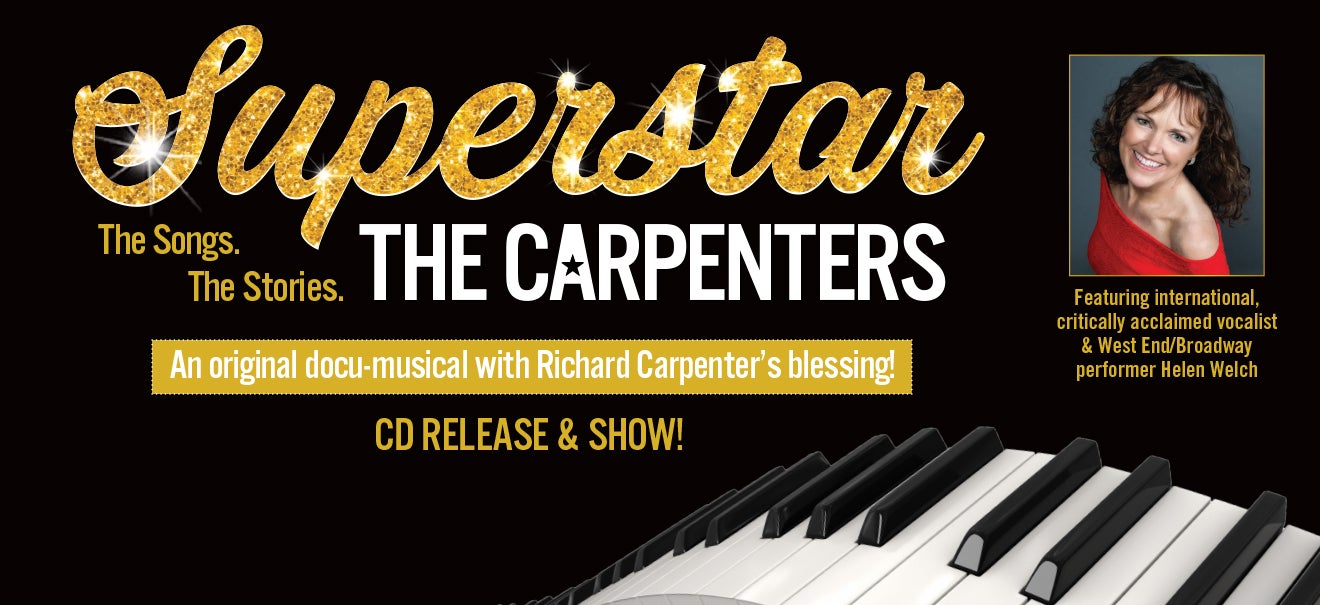 SUPERSTAR - THE SONGS  THE STORIES  THE CARPENTERS