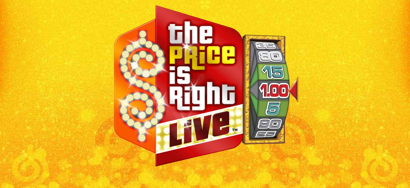 Price is right live canada prizes for kids