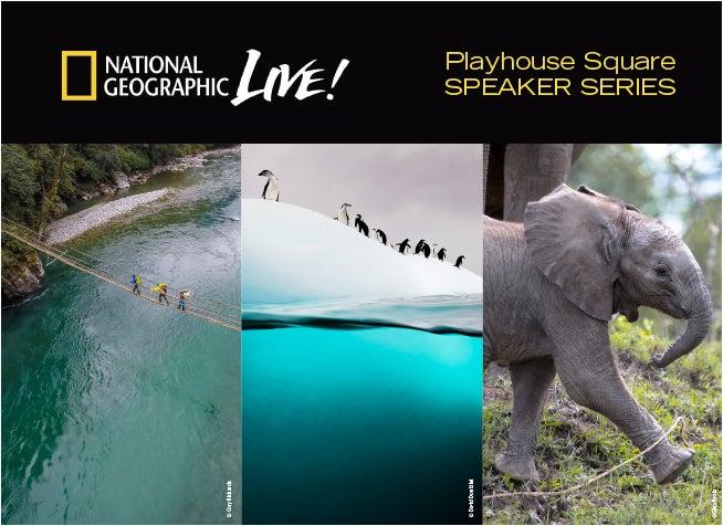 Nat Geo Live Speaker Series