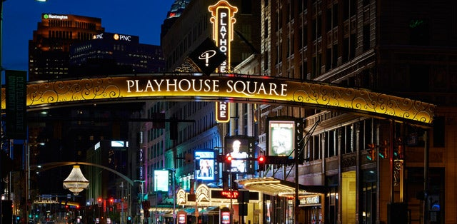 Playhouse Square District Restaurant Events Playhouse Square
