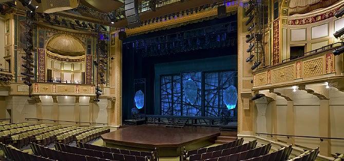 Hanna Theatre Playhouse Square