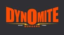 Dynomite Burgers