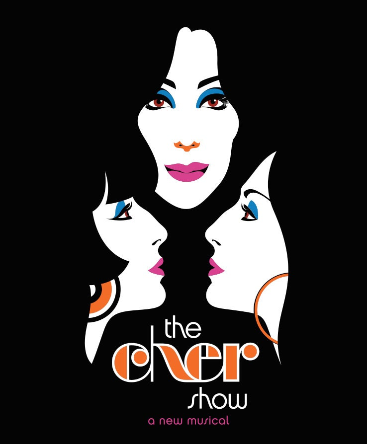 THE CHER SHOW artwork