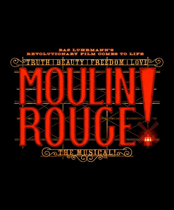 MOULIN ROUGE! THE MUSICAL artwork