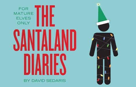 Image result for santaland diaries play