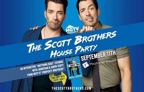 the scott brothers house party - Brother Vs Brother Hgtv